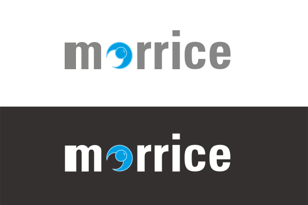 Revised Morrice Logo, part of the Change for Growth Tactical Marketing Plan