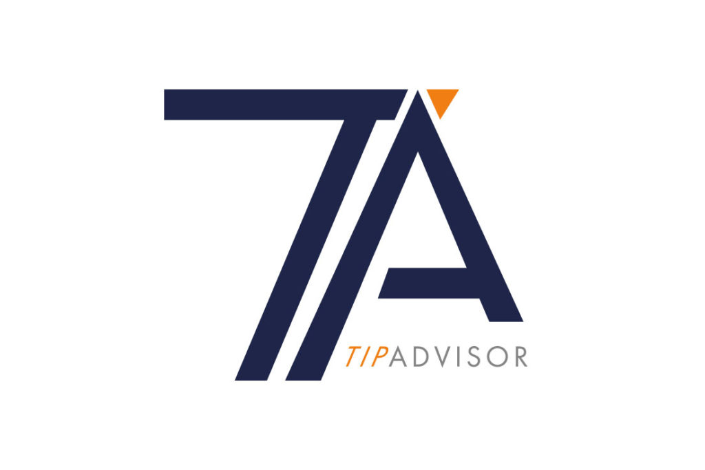 Tip Advisor Logo Design