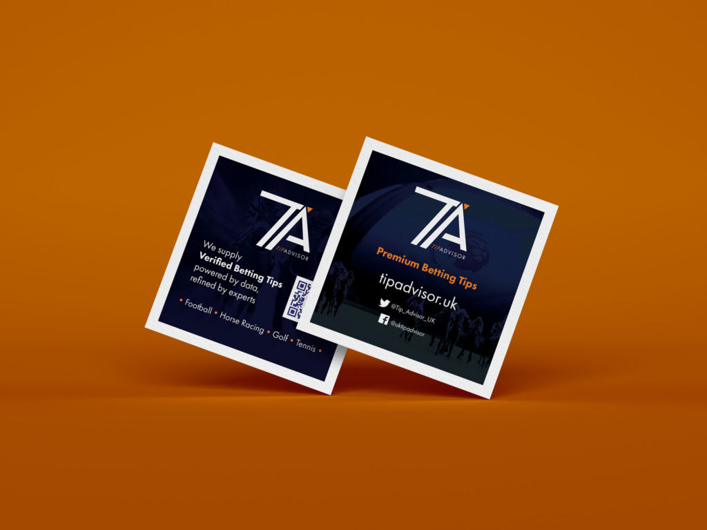Tip Advisor Cards for Events