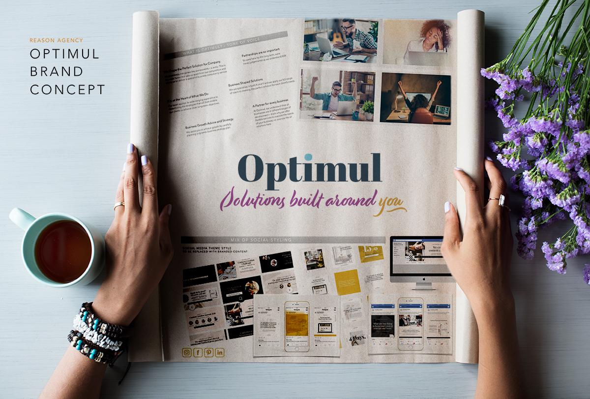 Brand Concept Sheet