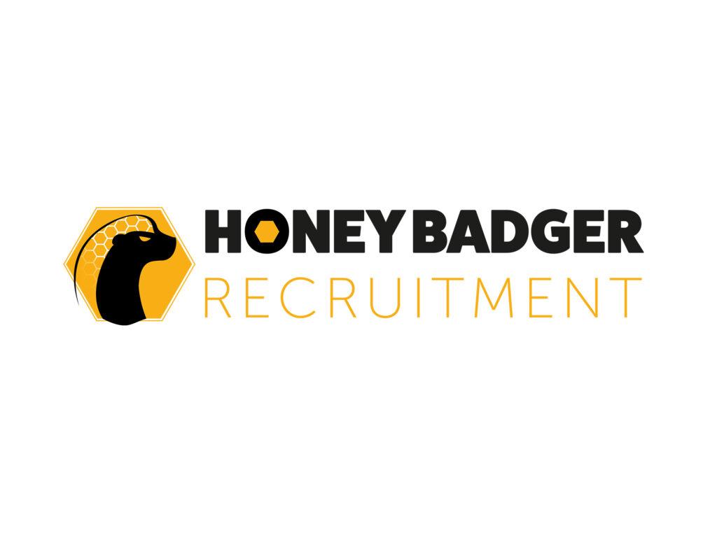 Honey Badger Recruitment - Designed By Reason Agency Ltd